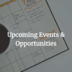 Upcoming Events & Opportunities (SBIR Phase 0)