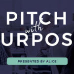 Pitch with Purpose due July 31