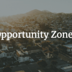 Is your project in an Opportunity Zone?