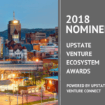 Christine Among the 2018 Nominees for Upstate Venture Ecosystem Awards