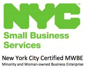 M/WBE Certification received by E.B. Howard Consulting in New York City