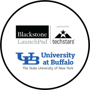 Our founder volunteered her time to help startups and innovators UB's Blackstone Launchpad.