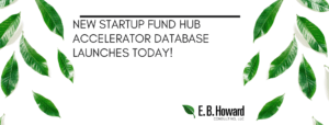 NEW! Startup Fund Hub's Accelerator Database Launches Today!